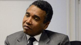 Javier Reátegui coordinó entrevista entre Toledo y senador dominicano