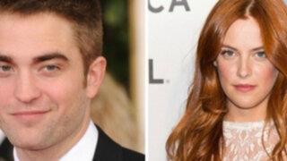 Robert Pattinson olvidó a Kristen Stewart con nieta de Elvis Presley