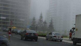 Senamhi: Limeños soportarían temperaturas de hasta 10 grados en Agosto