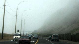 Senamhi advierte que temperaturas continuarán bajando en los próximos días