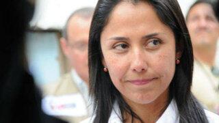 El Congreso saludó a Nadine Heredia por poner fin a especulaciones