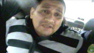 Policía capturó a ladrón que robó un millón de dólares a dirigente cusqueño