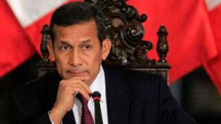 Ollanta Humala participa en actividades por 473º aniversario de Arequipa