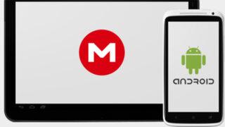 Sucesor de Megaupload lanza aplicación oficial para Android en Google Play