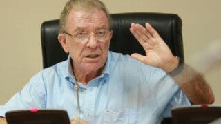 Waisman acusa a miembros de Perú Posible de amenazarlo de muerte