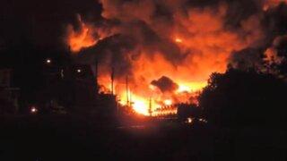 Explosión en Canadá deja un muerto y decenas de desaparecidos