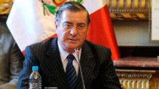 Óscar Valdés sería el candidato de Humala el 2016, según Juan Paredes