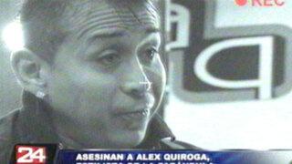 Estilista Alex Quiroga denunció el robo de sus ahorros, dos años antes de morir