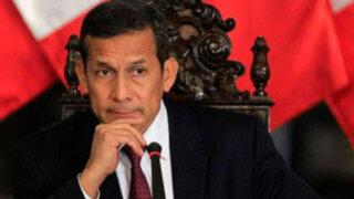 Carlos Bruce: Audio de Cateriano demuestra falta de liderazgo de Ollanta Humala