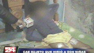 Niñas salvaron de morir tras balacera ocurrida en los barracones del Callao