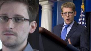 Casa Blanca advierte a los países que Snowden solo deberá ir a EEUU
