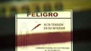 Surco: trabajador de limpieza muere electrocutado por salvar a su compañero