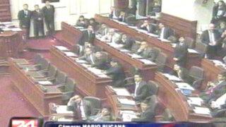 """Congresistas responden críticas de Humala a """"políticos tradicionales"""""""