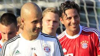 """Portal alemán señala que Pizarro es el """"as"""" bajo la manga de Pep Guardiola"""