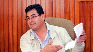 Presidente Regional César Álvarez inauguró colegio por el 'Día del Maestro'