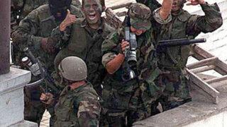 CIDH podría regresar a foja cero proceso contra comandos Chavín de Huántar