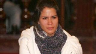 Eva Bracamonte clama inocencia y pide su libertad en carta a la Corte Suprema