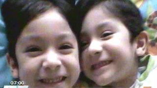 La conmovedora historia de dos gemelos y su lucha contra una extraña enfermedad