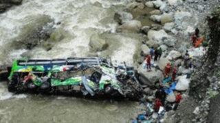 Señalan que carreteras del Perú son las más peligrosas de la región