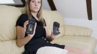 Joven sufre graves quemaduras tras explosión de su Galaxy S3 en el bolsillo