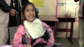 Colegio para niños especiales de Huaycán necesita urgente ayuda