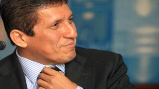 Congreso respalda participación de Víctor Isla en donaciones de víveres