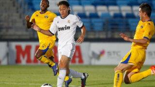 Cristian Benavente jugará en el Real Madrid Castilla de la Segunda División