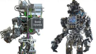 'Atlas' el más avanzado robot humanoide para desastres naturales
