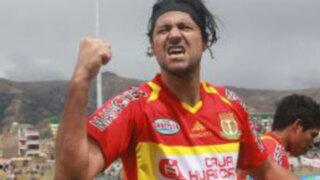 'Checho' Ibarra marca dos goles y le da triunfo a Sport Huancayo