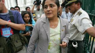 Ordenan embargo preventivo de bienes de Nancy Obregón