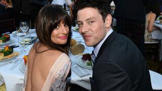 Revelan que Lea Michele preparaba boda con Cory Monteith en México