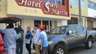 Tacna: roban más de 12 mil soles y cámaras fotográficas a turistas chilenos