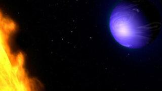 Astrónomos de la Nasa descubren 'planeta azul' muy parecido a la Tierra