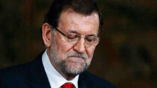 España: Rajoy no renunciará a su cargo pese a críticas por casos de corrupción
