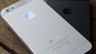 Apple investigará si accidente con Iphone 5 causó la muerte de una joven