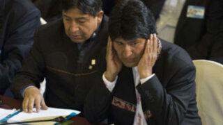 España pidió disculpas a Bolivia por incidente aéreo con Evo Morales