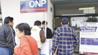 Requisitos para trabajadores independientes que decidan afiliarse a la ONP