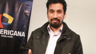 """Aldo Miyashiro presenta """"El club de la muerte"""" en la Feria del Libro"""