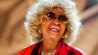 Un merecido homenaje a Celia Cruz a diez años de la partida