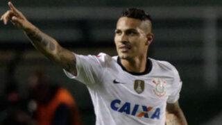 Guerrero se consolidaría como figura del Corinthians tras ganar Recopa Sudamericana