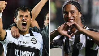 Olimpia y Atlético Mineiro van por la gloria en la final de la Copa Libertadores