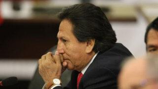 Comisión de Fiscalización recibió facultades para investigar a Alejandro Toledo