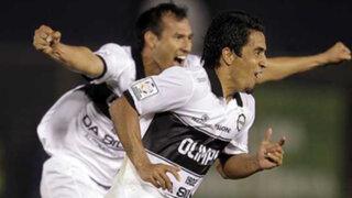 Olimpia venció al Atlético Mineiro y toma ventaja en final de la Libertadores