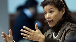 Cecilia Tait: Con escándalo de repartija, Humala buscaría cerrar el Congreso