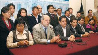 Gana Perú rechaza que interceptaciones telefónicas vuelvan a la política