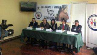 Coordinadora Nacional de DDHH busca que se anule elección del TC