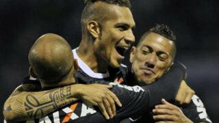 Corinthians con Paolo Guerrero superaron al Barcelona en ránking IFFSH