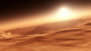 Revelan que Marte sufrió catástrofe que destruyó por completo su atmósfera