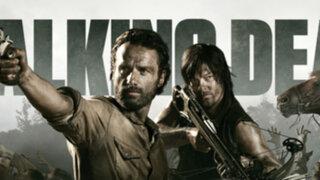 Equipo de The Walking Dead promete cuarta temporada más terrorífica