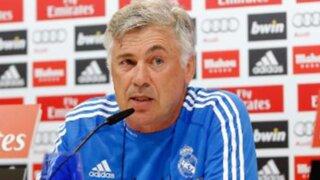Ancelotti: Estoy seguro que Barcelona va a querer ganarle al Atlético